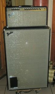 Fender Dual Showman Rewerb