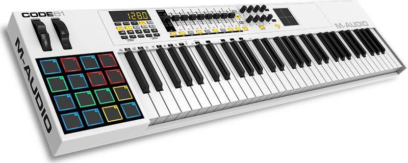 M-Audio - CODE 61