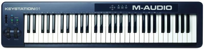 M-Audio - KEYSTATION 61 II