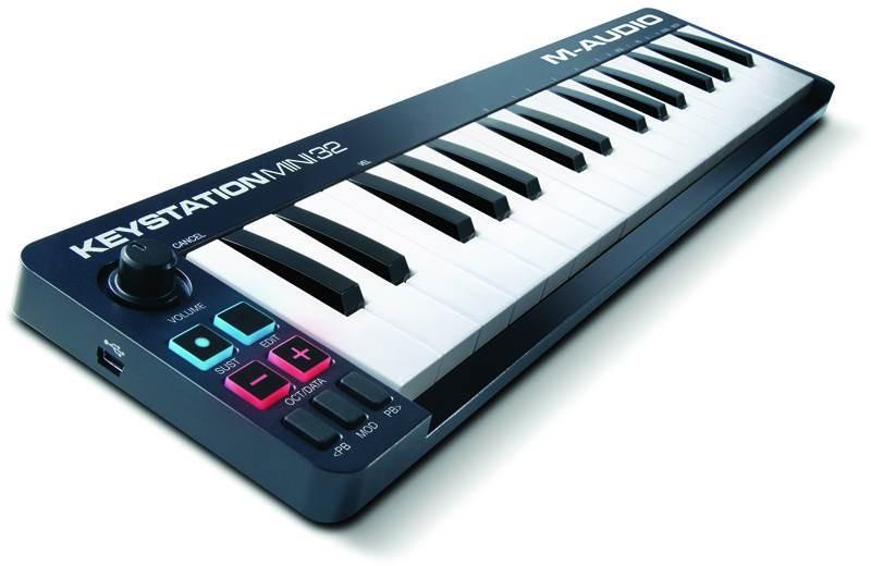 M-Audio - KEYSTATION MINI 32 II