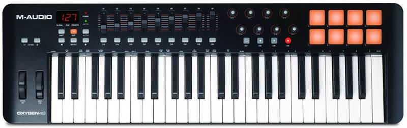 M-Audio - OXYGEN 49 IV